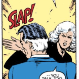 CANON: This lady's name is Judge Kickass. (Uncanny X-Men #200)