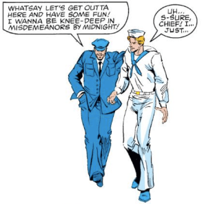 Well, this can't possibly end badly. (X-Factor #1)