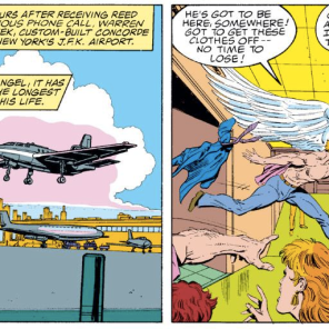 Rich people are different from the rest of us. (X-Factor #1)