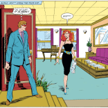 Later, in Apartment 3-G... (X-Factor #1)
