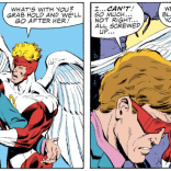 """Look, just go walk it off for a couple weeks. You'll be fine."" (X-Factor #1)"