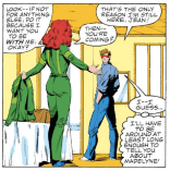 """It's almost like some outside force is manipulating our lives, making sure to stretch this dramatic tension as long as possible."" (X-Factor #1)"