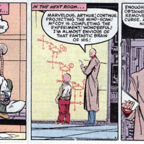 Dr. Maddicks: kind of awful. (X-Factor #2)