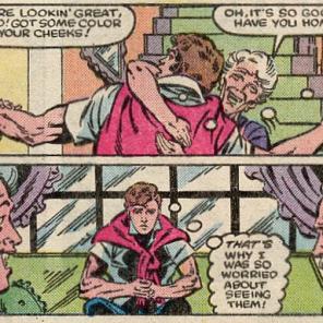 Aw, Bobby. (Iceman #1)