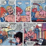 At least he put on pants this time? I guess? (X-Factor #4)