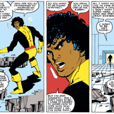 Bobby makes some valid points. (New Mutants #36)