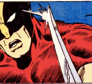 """Seriously, what the hell, lady?"" (Alpha Flight #33)"