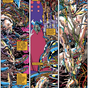 No, seriously: Daaaaaaaamn, Barry Windsor-Smith. (Uncanny X-Men #205)