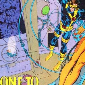 Animated Cyclops in a nutshell. (X-Men Collector's Edition #4)