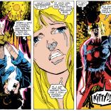 Aw, Illyana. (New Mutants #36)