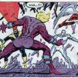 X-Factor vs. yet another wall. (X-Factor #2)