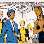 In which Sunspot does his best Miles. (New Mutants #43)
