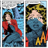 Damnit, Selene. (Uncanny X-Men #208)