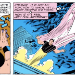 Feelings are boring. Murder is awesome. (Uncanny X-Men #208)