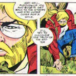 Thor has frog friends. (The Mighty Thor #373)