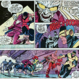 """""""Run! It's a crossover issue!"""" (X-Factor #11)"""