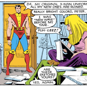 Aw, Colossus. (Uncanny X-Men #210)