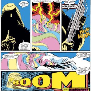 Well, damn. (Uncanny X-Men #210)