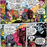 The Carnival is a haven for the strangest of mutants and the saddest of clowns. (Amazing Adventure #13)