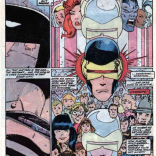 Those Walter Simonson layouts, tho. Dang. (X-Factor #14)