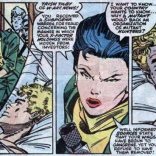 Trish, THERE IS A TIME AND A PLACE. (X-Factor #14)