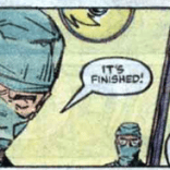 """""""Oh, shit, we totally saved him from an inevitable and painful death! We're monsters!"""" (X-Factor #14)"""
