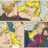 Magik intimidating Empath is the gift that keeps on giving. (New Mutants #53)