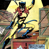 Patsy Walker finally lives her dream. (Avengers #144)