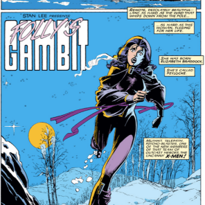 The Opening Gimmick Who Cried Wolf. (Uncanny X-Men #217)