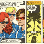 """If they'd learned anything from me, they'd be faking their own deaths!"" (New Mutants #51)"