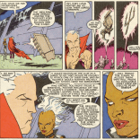 No, the OTHER Plan Omega. (New Mutants #51)