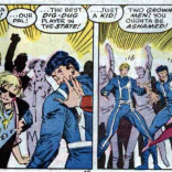 FUN FACT: In 1987, a sufficiently high Dig Dug score actually provided legal immunity from a number of petty misdemeanors in the state of New York! (X-Factor #12)