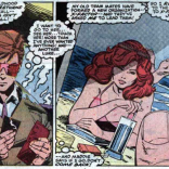 Oh, hi, that one photo of Jean! It's been a while! (X-Factor #13)