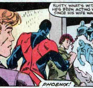 FANCY THAT, SKIDS. (X-Factor #18)