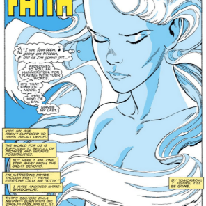Aw, Kitty. (Fantastic Four Versus the X-men #4)