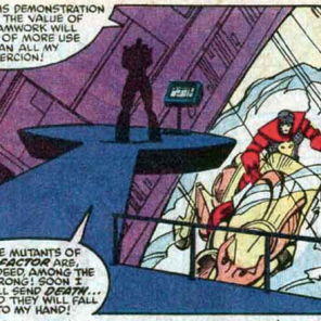 Well, then. (X-Factor #19)