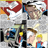 One of us has some Feelings about this whole scenario. (Fantastic Four Versus the X-men #4)