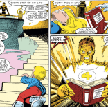 Well, that's weirdly anticlimactic. (Fantastic Four Versus the X-men #1)