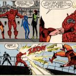 You're a crook, Captain Hook! (X-Men vs. Avengers #3)