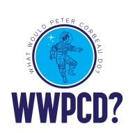 WHAT WOULD PETER CORBEAU DO? - In the end, there's only one question that really matters. Designed by Dylan Todd