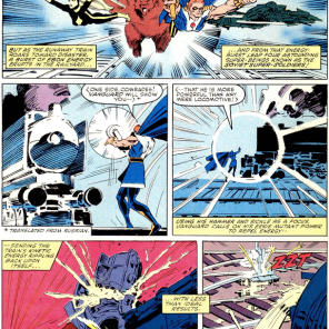 That... could have gone better. (X-Men vs. Avengers #1)