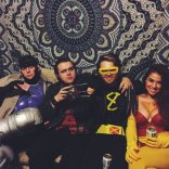 @punkerthanthou (as Cyclops, appropriately!) organized this kickass X-group!