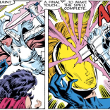 It's cool. It's not a real knife. (Uncanny X-Men #226)