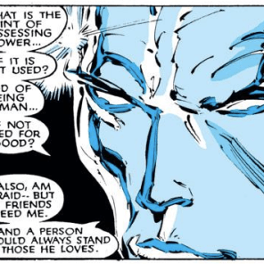You're a good dude, Colossus. (Uncanny X-Men #226)