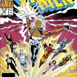 That cover. (Uncanny X-Men #227)