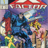 NEXT WEEK: The Fall of the Mutants concludes with X-Factor!