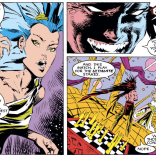 The players and the board. (Uncanny X-Men #225)