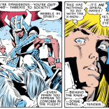 It's worth noting that at this point, the Spiral / Ricochet Rita retcon had yet to be conceived. (Uncanny X-Men #225)