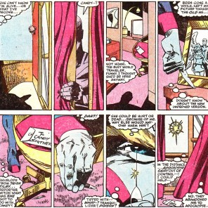 Check out that panel composition - this is how you do show-don't-tell. (X-Factor #28)
