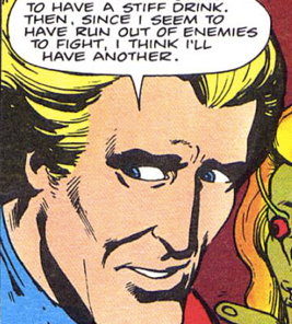 Brian Braddock summed up in a single panel.